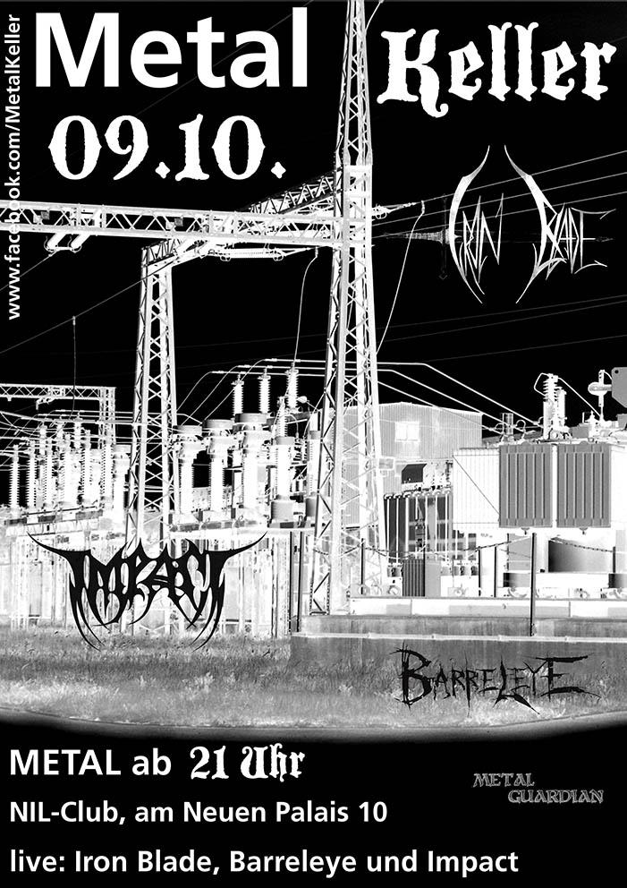 Metal Keller - Oktober 2015