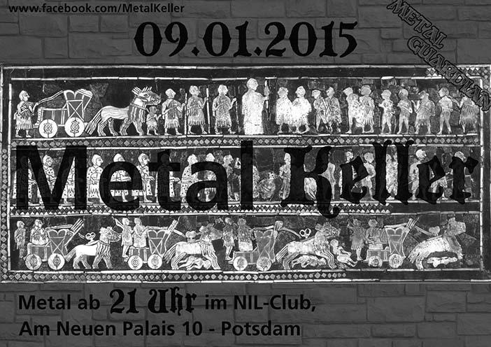 Metal Keller Januar