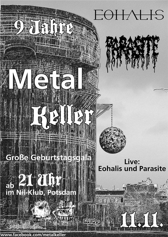 Metal Keller November