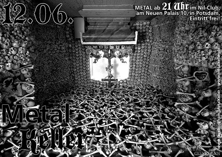 Metal Keller - Juni 2015
