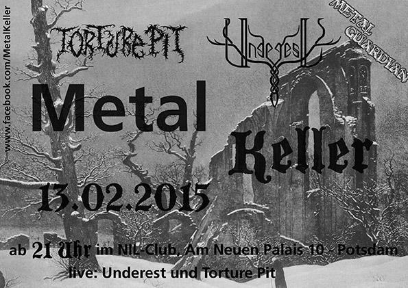 Metal Keller - Februar