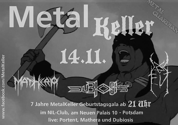 Metal Keller November 2014